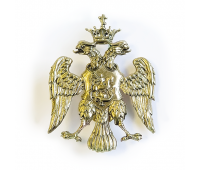Значок латунный  Герб (СР XVI ВЕКА)