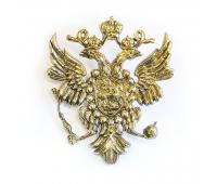Значок латунный  Герб ( XVIII ВЕК)