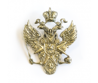 Значок латунный  Герб (1799 ГОД)