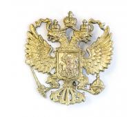 Значок латунный  Герб (1993 ГОД)