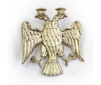Значок латунный  Герб ( XV ВЕК)