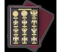 Плакетка История Государственного герба России