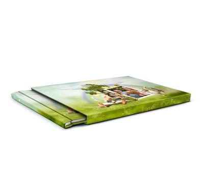 Упаковка для книг и альбомов