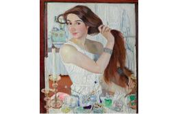В Третьяковской галерее открылась выставка работ Зинаиды Серебряковой