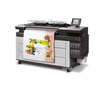 Интерьерная печать - 1014мм